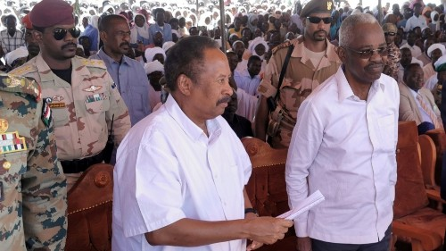 Sudan approves new law 'dismantling' Omar al-Bashir's regime