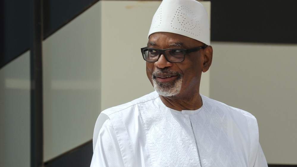 Will Mali's president be forced to step down?
