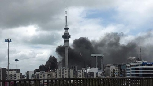 Venue fire casts pall over New Zealand's 2021 APEC plans