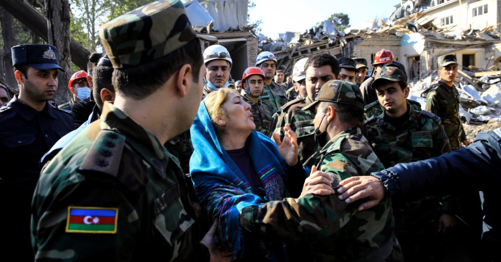 Nagorno-Karabakh: New weapons for an old conflict spell danger