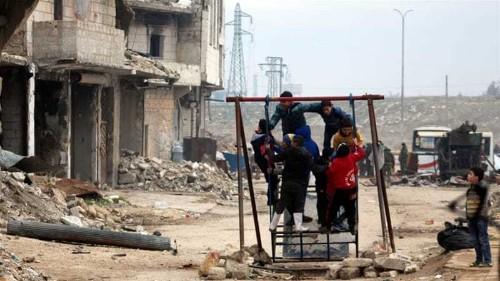 Russia, Turkey, Iran discuss Syria ceasefire in Astana