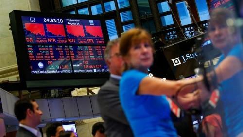 US markets plummet in their worst day of 2019