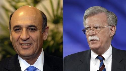 Mofaz: Bolton wanted Israel to attack Iran