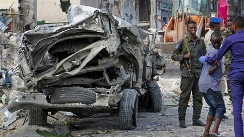 Somalia: Several killed in al-Shabab attacks in Mogadishu