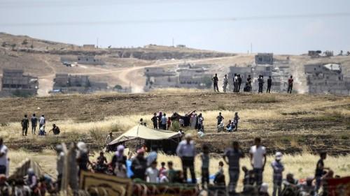 ISIL on 24-hour 'killing rampage' in Syria's Kobane