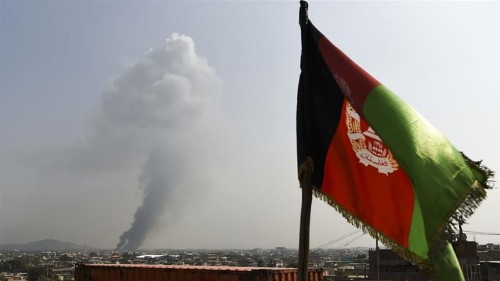 Taliban delegation visited Iran to 'discuss latest developments'