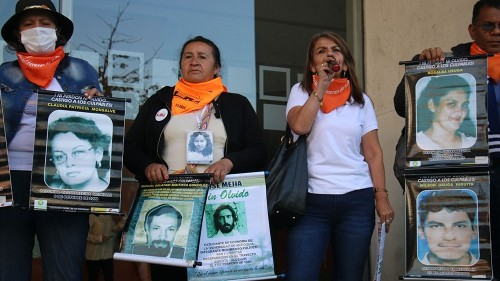 'A mockery of us': Victims' families decry ex-Colombia army chief