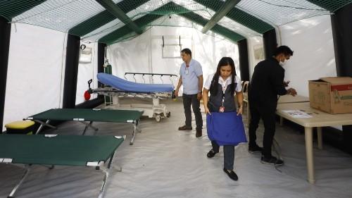 Philippines 'ill-prepared' as it grapples with coronavirus threat