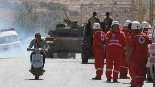 A voice of horror from Lebanon's Arsal