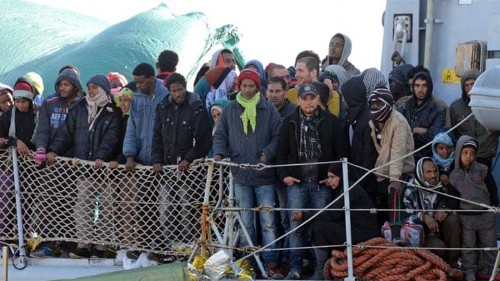 EU proposes doubling resources amid boat migrant crisis