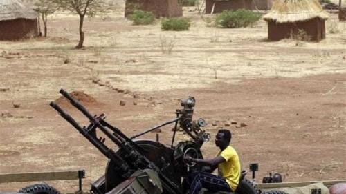 Sudan rebels clash with army in S Kordofan