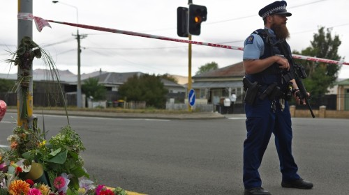 New Zealand attack: Afghan man hailed as hero for chasing killer