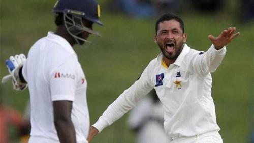 Pakistan pacers restrict Sri Lanka