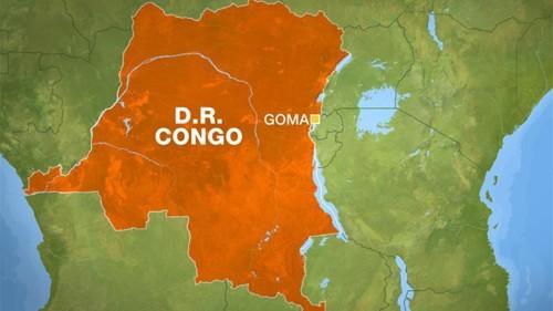 Heavy fighting resumes on Rwanda-DRC border