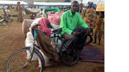 Cholera kills Burundi refugees as aid agencies struggle