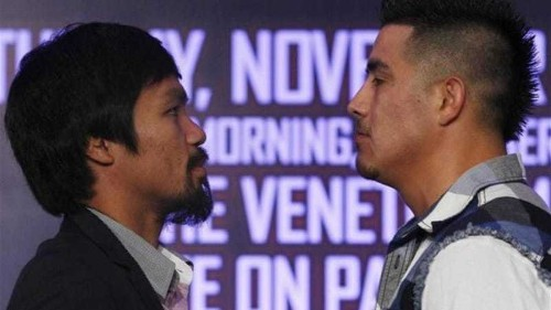 'Pacman' considers political options