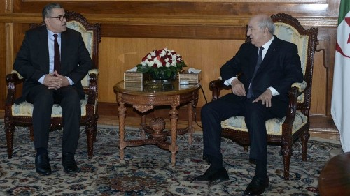 Algeria's president appoints academic, former diplomat as new PM
