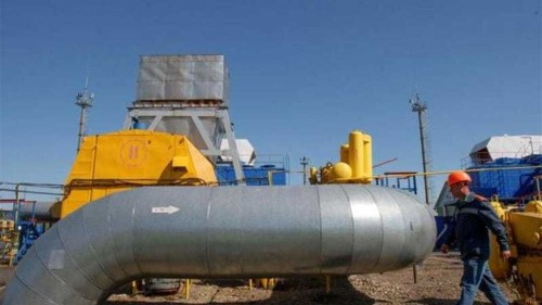 Ukraine and Russia strike gas deal