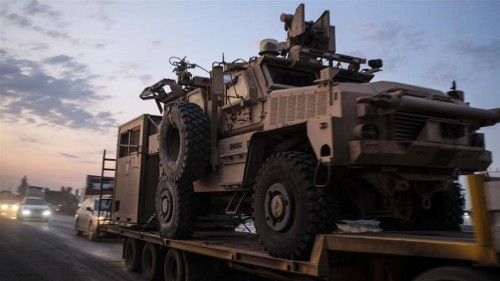 US could keep some military forces in Syria to guard oilfields