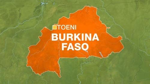 Burkina Faso: 10 police officers killed in ambush