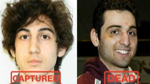 Boston bomber suspect died of gunshot wounds