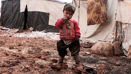 Syria: 800,000 displaced face desperate conditions in camps