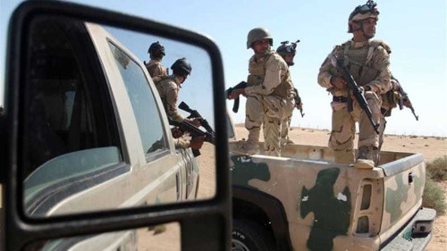 Iraqi army to raid ISIL fighters' 'hub'