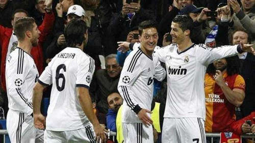 Easy as 1,2,3 for Real Madrid