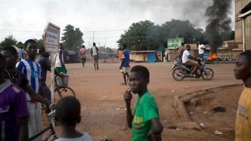 Coup leaders release Burkina Faso interim president