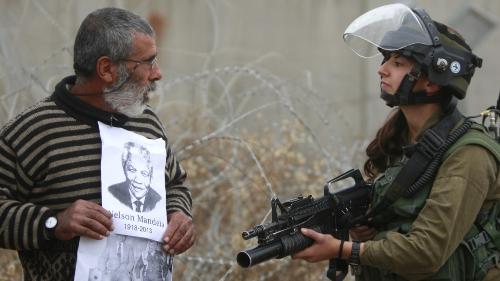 How Israel's lobbyists occupied Mandela's legacy