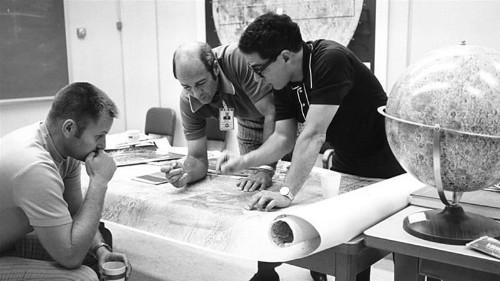 Profile: Farouk El-Baz, the Egyptian behind the Moon landings