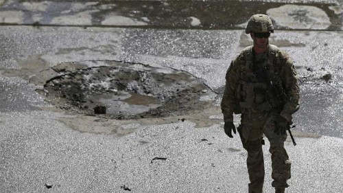 NATO deploys 200 soldiers in Afghanistan's Farah