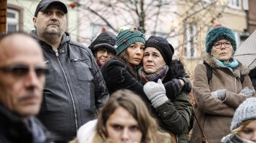 Fifth victim dies after Strasbourg Christmas market attack
