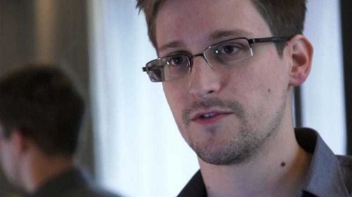 Snowden declares 'mission accomplished'