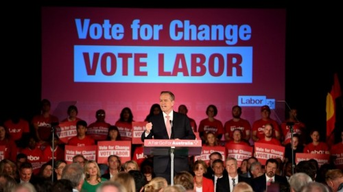Final speeches as Australia's election campaign draws to a close