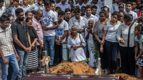 After the Easter massacre, Sri Lanka nun heals religious tension