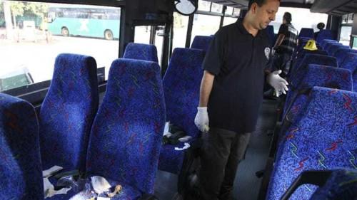 Israeli soldier killed in bus stabbing
