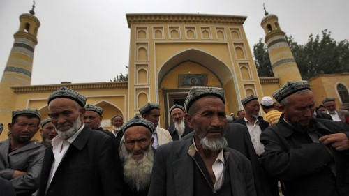 China 'war on terror' uproots Uighur families, leaked data shows