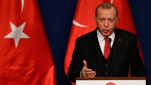 Turkey threatens to block NATO's Baltic defence plan over YPG