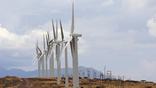 Kenya opens Africa's largest wind power project