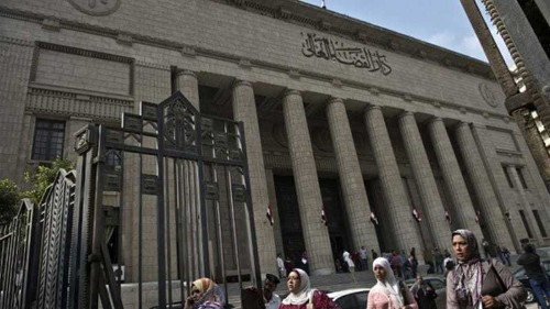 Judges in Egypt Brotherhood's trial quit