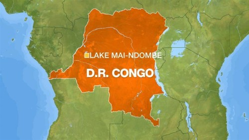 DRC: 30 dead, many feared missing after boat sinks