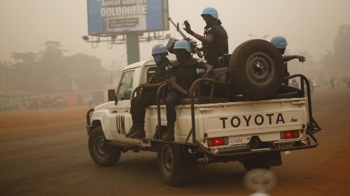 CAR says 12 rebels killed in clash with UN troops