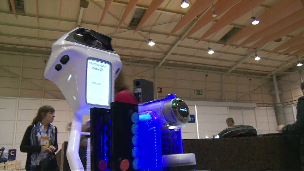 Lisbon's Web Summit: AI not without a dark side