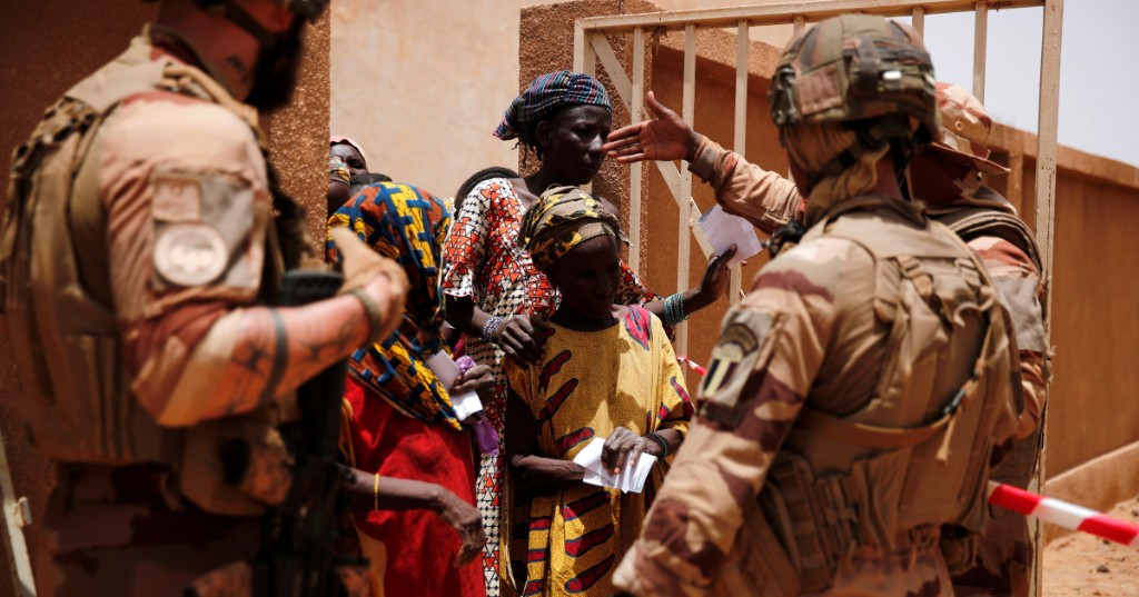 Military bases housing foreign troops attacked in northern Mali