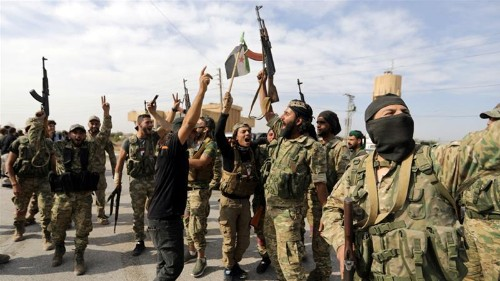 How will new alliances in Syria play out on the ground?