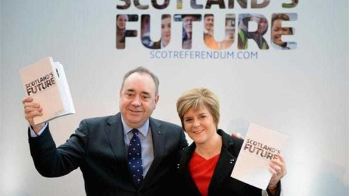 Scottish independence: The Yes campaign