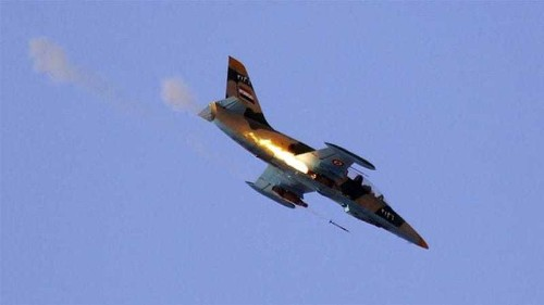 Syria launches rare strikes on ISIL-held Raqqa