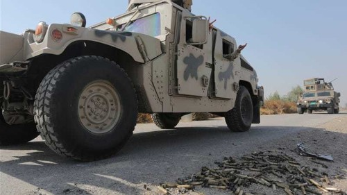 Several killed in Iraq clashes