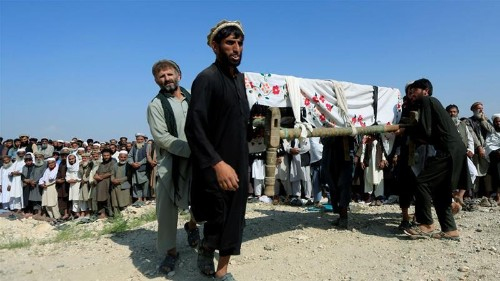US strike targeting Taliban commander causes civilian casualties